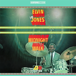 Elvin Jones: Midnight Walk