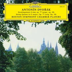 Dvorak: String Quintet in G major