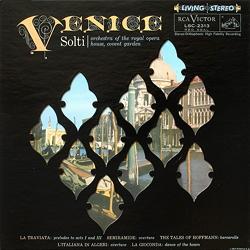 Verdi/ Rossini/ Offenbach: Venice