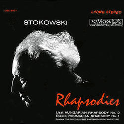 Leopold Stokowski: Rhapsodies (45rpm-edition)