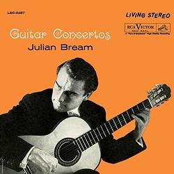 Julian Bream: Guitar Concertos