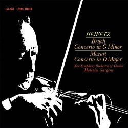 Bruch / Mozart: Violin Concertos