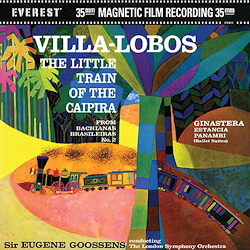 Villa-Lobos: The Little Train Of The Caipira (45rpm-edition)