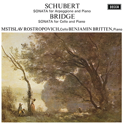 Schubert / Bridge: Sonatas
