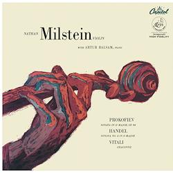 Prokofiev & Handel: Violin Sonatas