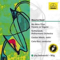 Ravel: Ma Mere l'Oye, Tzigane