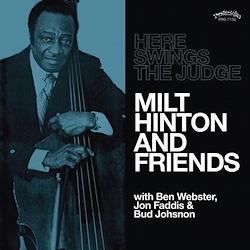Milt Hinton: Here Swings The Judge