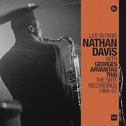 Nathan Davis & Georges Arvanitas Trio: Live in Paris