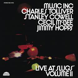 Charles Tolliver / Music Inc: Live At Slugs' Vol. 2