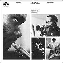 Charles Brackeen: Rhythm X